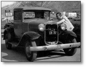 Roger Billings First Hydrogen Car