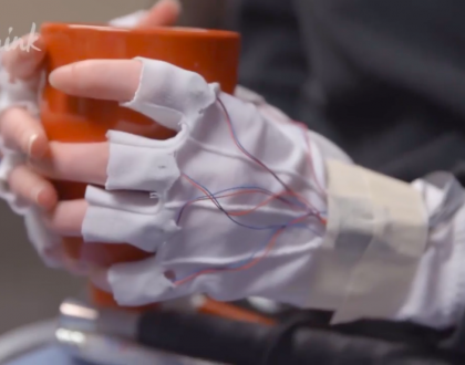 Haptic Learning Gloves