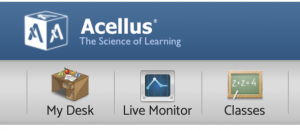 Live Acellus Monitor
