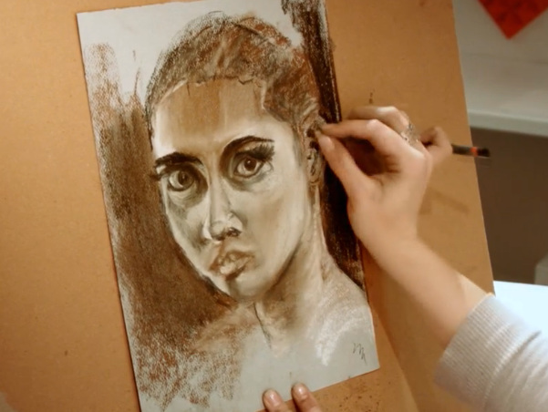 Ap Studio Art Drawing