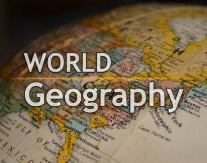 New Acellus Course Released: Geography